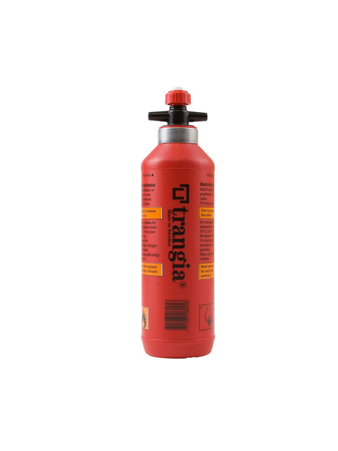 Trangia Safety bottle Petrol 500ml red
